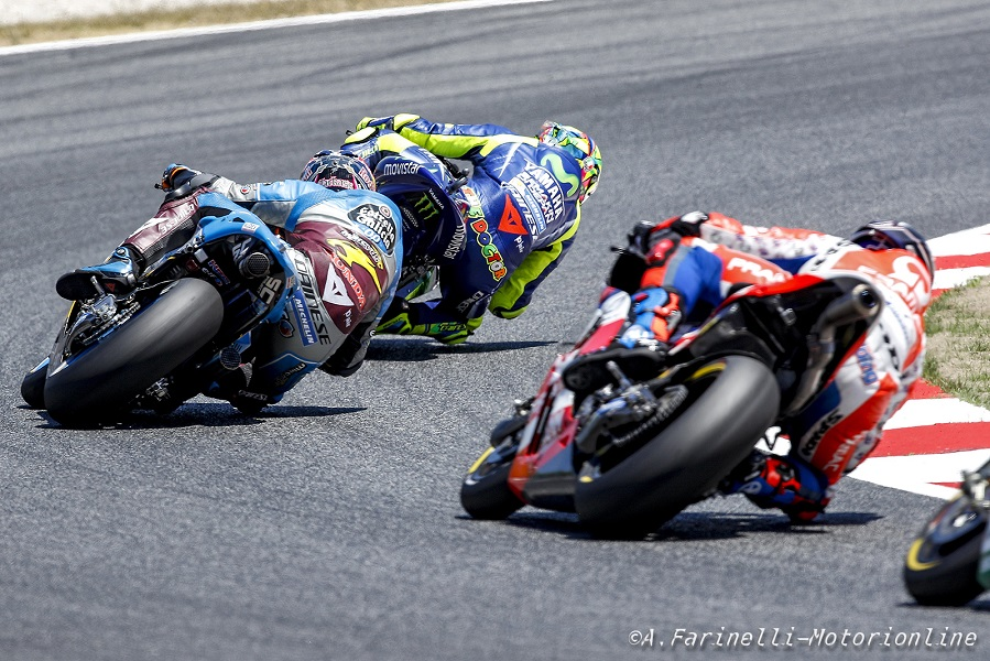 MotoGP, Assen - Le parole dei piloti Yamaha. Rossi: