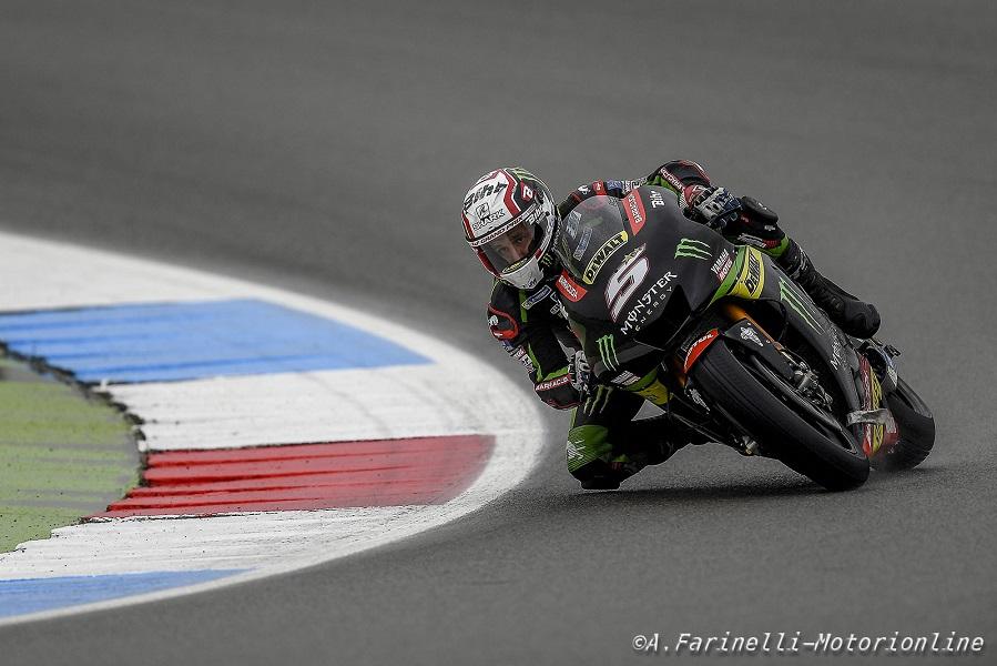 """MotoGP Assen: Zarco dalla pole a 14°, """"Non ho visto Rossi, ma alla fine ha vinto"""""""