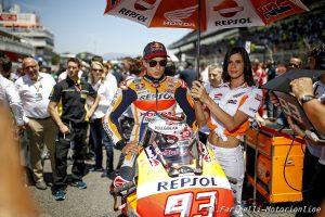 """MotoGP Assen Preview: Marc Marquez, """"L'obiettivo è combattere per il podio"""""""
