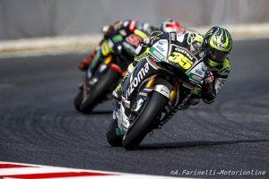 """MotoGP: Crutchlow contro Michelin, """"Ha problemi di qualità"""""""