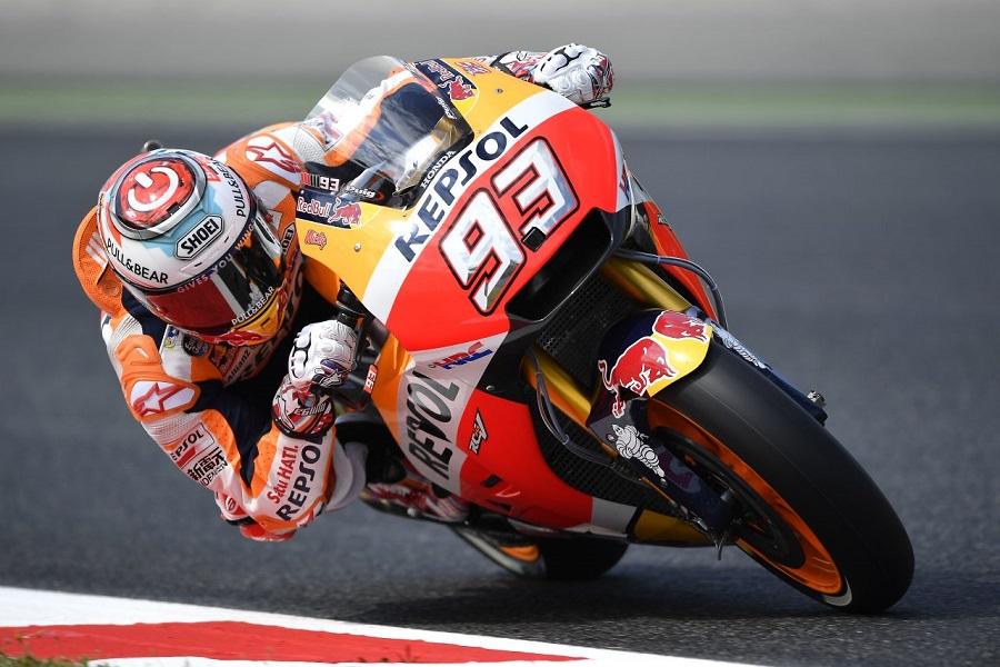 """MotoGP Barcellona: Marquez, """"Domani cercheremo di mantenere lo stesso livello di oggi"""""""