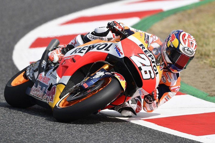 """MotoGP Barcellona: Pedrosa, """"E' una chicane molto lenta, questo rende le cose meno pericolose"""""""