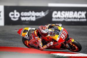 """MotoGP Barcellona: Marquez, """"Se non fossi caduto ieri, sarei caduto oggi"""""""