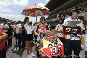 """MotoGP Barcellona: Marc Marquez, """"Dobbiamo fare meglio"""""""