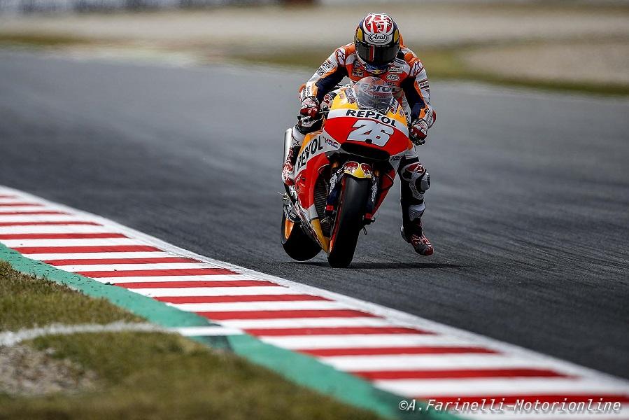 """MotoGP Barcellona Pedrosa """"Domani dovremo essere concentrati e scegliere la giusta gomma"""""""
