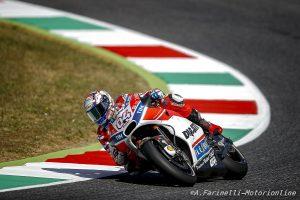 """MotoGP: Andrea Dovizioso, """"Vincere al Mugello ti lascia senza parole"""""""