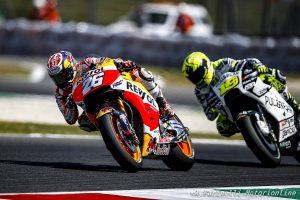 """MotoGP Mugello: Dani Pedrosa, """"Mi dispiace aver portato fuori Cal"""""""