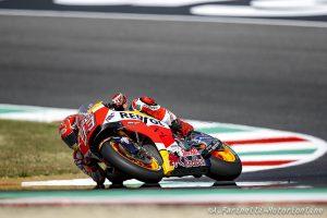"""MotoGP Mugello: Marc Marquez, """"Possiamo combattere per il podio"""""""