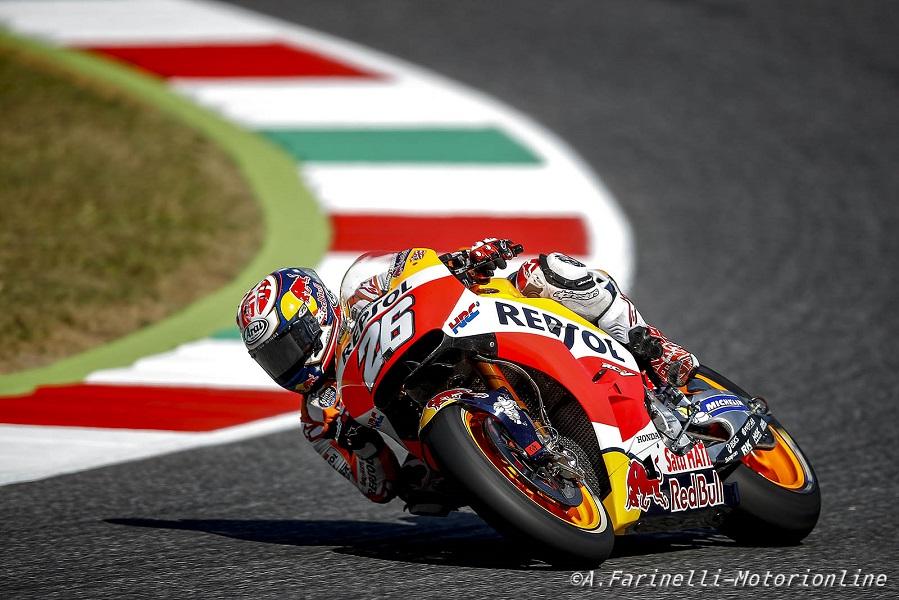 MotoGP 2017, Valentino Rossi: