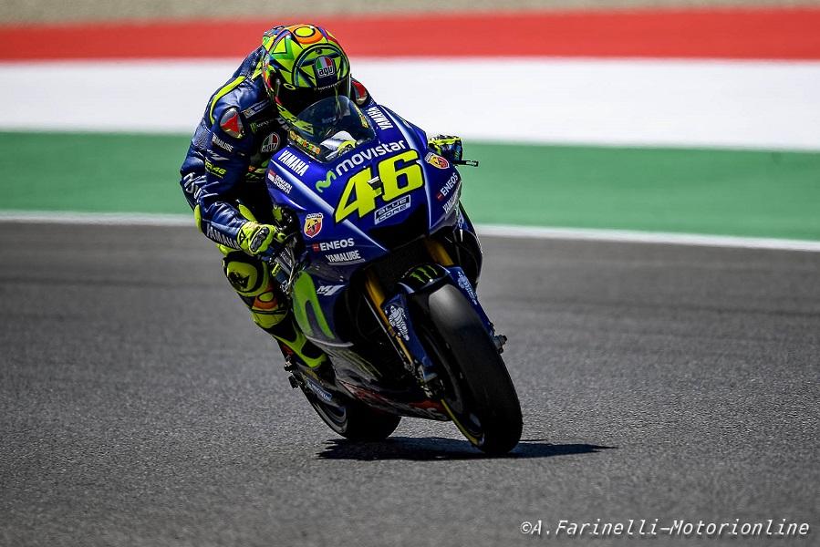 """MotoGP Mugello: Valentino Rossi, """"Mi piacerebbe fare una bella gara e lottare per il podio"""""""