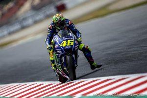 """MotoGP Test Barcellona: Rossi, """"La sensazione era migliore, ma non abbiamo ancora risolto tutti i problemi"""""""