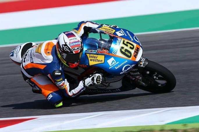 Moto3 Assen, FP1: Oettl il più veloce, seguono Bastianini e Fenati