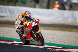 """MotoGP Assen: Pedrosa, """"La pista è veloce e mi piace"""""""