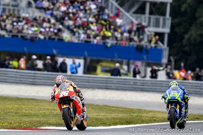 """MotoGP: Dani Pedrosa, """"Il Sachsenring è uno dei miei circuiti preferiti"""""""
