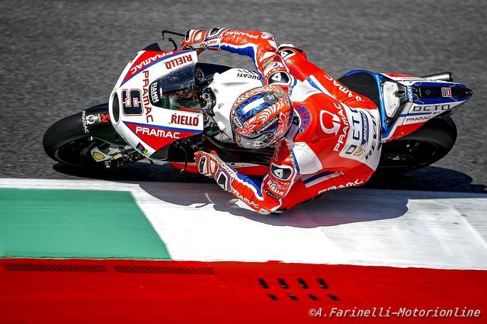 """MotoGP Mugello: Danilo Petrucci, """"Ero partito molto bene, poi abbiamo avuto un problema alla moto"""""""