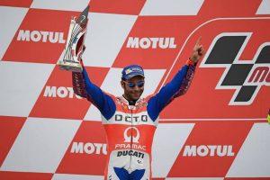 """MotoGP Assen: Danilo Petrucci, """"Sono più arrabbiato che felice"""""""