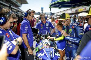"""MotoGP Assen: Valentino Rossi, """"Spero di essere competitivo"""""""