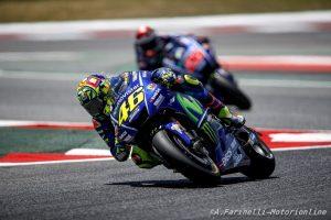 """MotoGP Barcellona: Valentino Rossi, """"E' un campionato strano"""""""