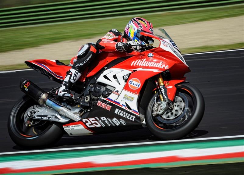 Superbike, Pirelli Riviera di Rimini Round, FP: intervista a Lorenzo Savadori