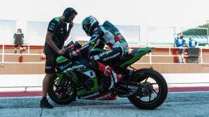 Superbike, Test Misano: test produttivo per Kawasaki