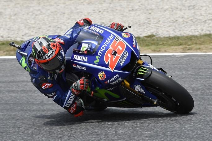 """MotoGP Assen: Vinales, """"Ho ritrovato il feeling per spingere al massimo"""""""