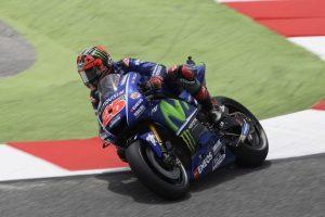 """MotoGP Barcellona: Vinales, """"Non abbiamo grip"""""""