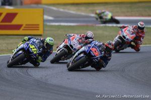 "MotoGP Barcellona: Vinales, ""Montmeló è una pista molto speciale"""