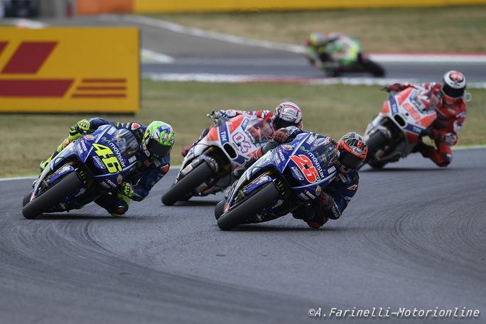 MotoGP, Marquez fa tris nelle libere di Barcellona