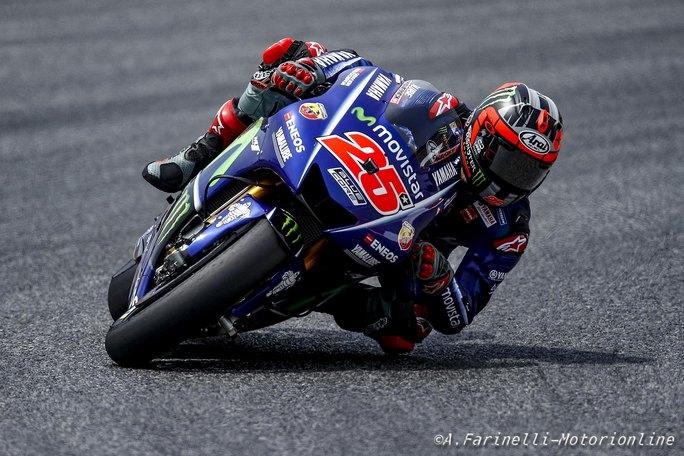 """MotoGP Barcellona: Vinales, """"Il problema non è la moto"""""""