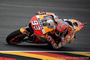 "MotoGP   Sachsenring: Marquez, ""Vittoria importante dedicata a Nicky Hayden"""