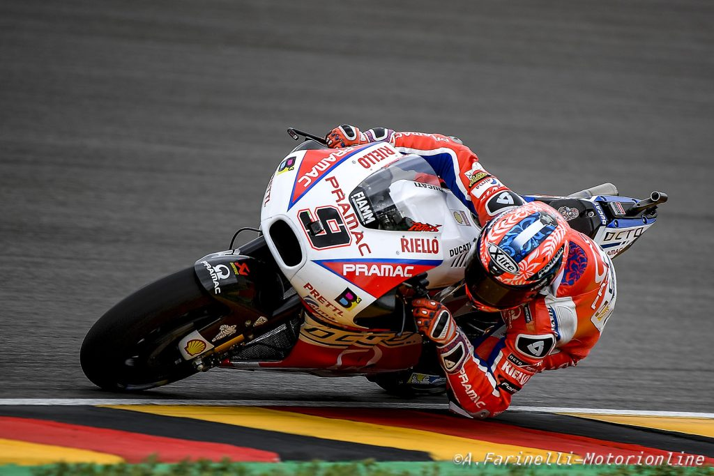 MotoGp, Gp di Germania - Petrucci: