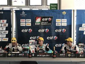 CIV: Nepa domina la Moto3 davanti a Zannoni e Suzuki