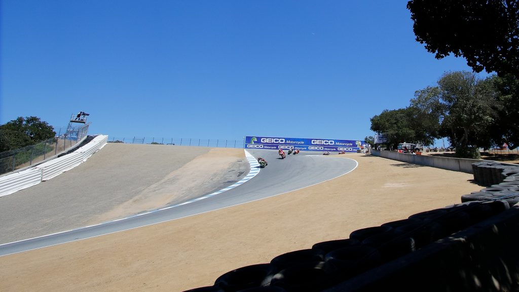 Superbike, Geico US Round: il Campionato arriva in California