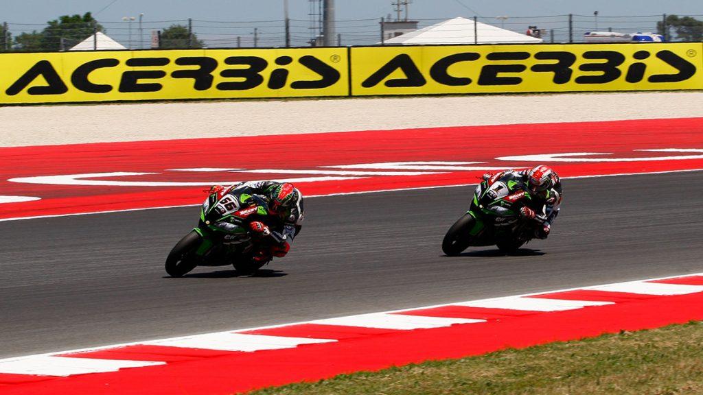 Superbike, Geico US Round: il Kawasaki Racing Team punta alla vittoria