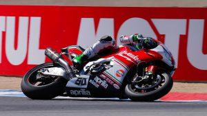 Superbike, Geico US Round, FP: giornata positiva per Eugene Laverty