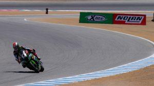 Superbike, Geico US Round, Gara1: secondo posto per Jonathan Rea