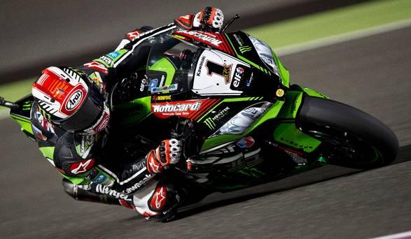 Superbike, Test Lausitzring: crono record per Jonathan Rea