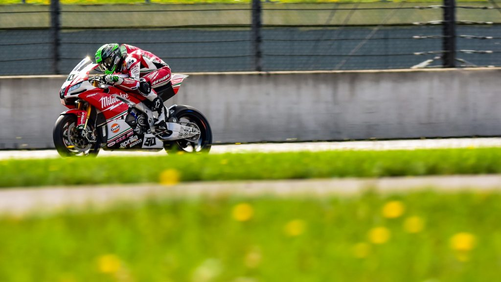 Superbike, Test Lausitzring: Eugene Laverty è molto fiducioso