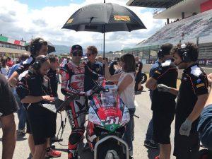 CIV: Vince ancora Pirro in Superbike, ma che spettacolo. Seguono Zanetti e Tamburini