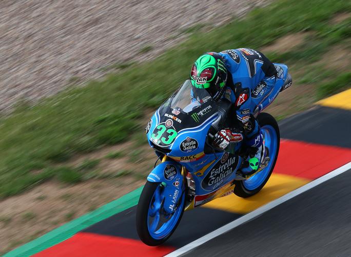 """Moto3 Gara Sachsenring: Bastianini, """"Dobbiamo essere più competitivi nei primi giri"""""""