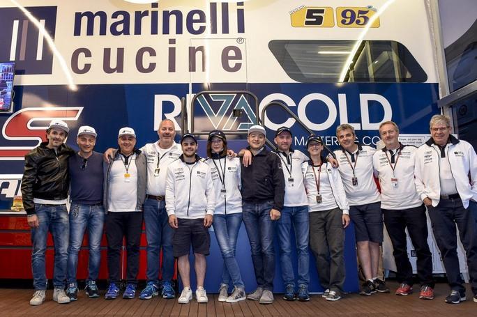 Romano Fenati correrà nella classe Moto2 nel 2018