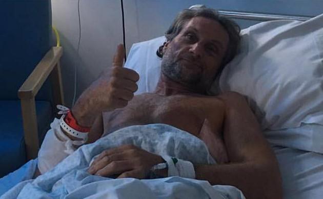 Superbike: incidente in DirtQuake per Carl Fogarty
