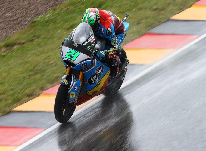 Gp Germania, Moto2: Luthi sfreccia, Schrotter secondo nelle fp2