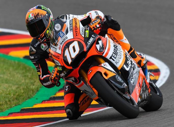 Moto2 QP Germania: Marini salta il GP del Sachsenring