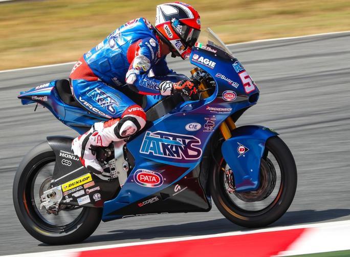 Moto2: L'Italtrans Racing Team fa mea culpa