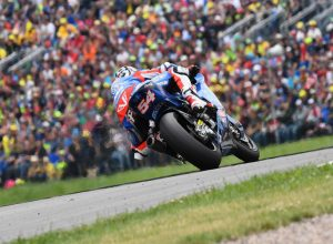 "Moto2 Gara Sachsenring: Pasini, ""Sono abbastanza contento"""