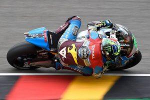 "Moto2 Sachsenring, Gara: Morbidelli ""suona"" la sesta, Bagnaia a podio"