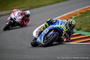 """MotoGP Sachsenring: Iannone, """"Schwantz? Sarebbe stato meglio parlarmi faccia a faccia"""""""