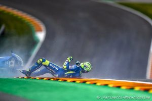 """MotoGP: Schwantz contro Iannone, """"Datti ai Kart"""""""