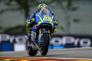 """MotoGP Sachsenring QP: Iannone, """"Ho ritrovato un buon feeling con la moto, mi dà  entusiasmo per domani"""""""
